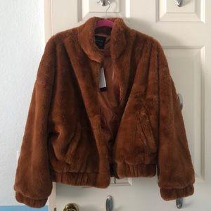 Super Soft Fur Coat